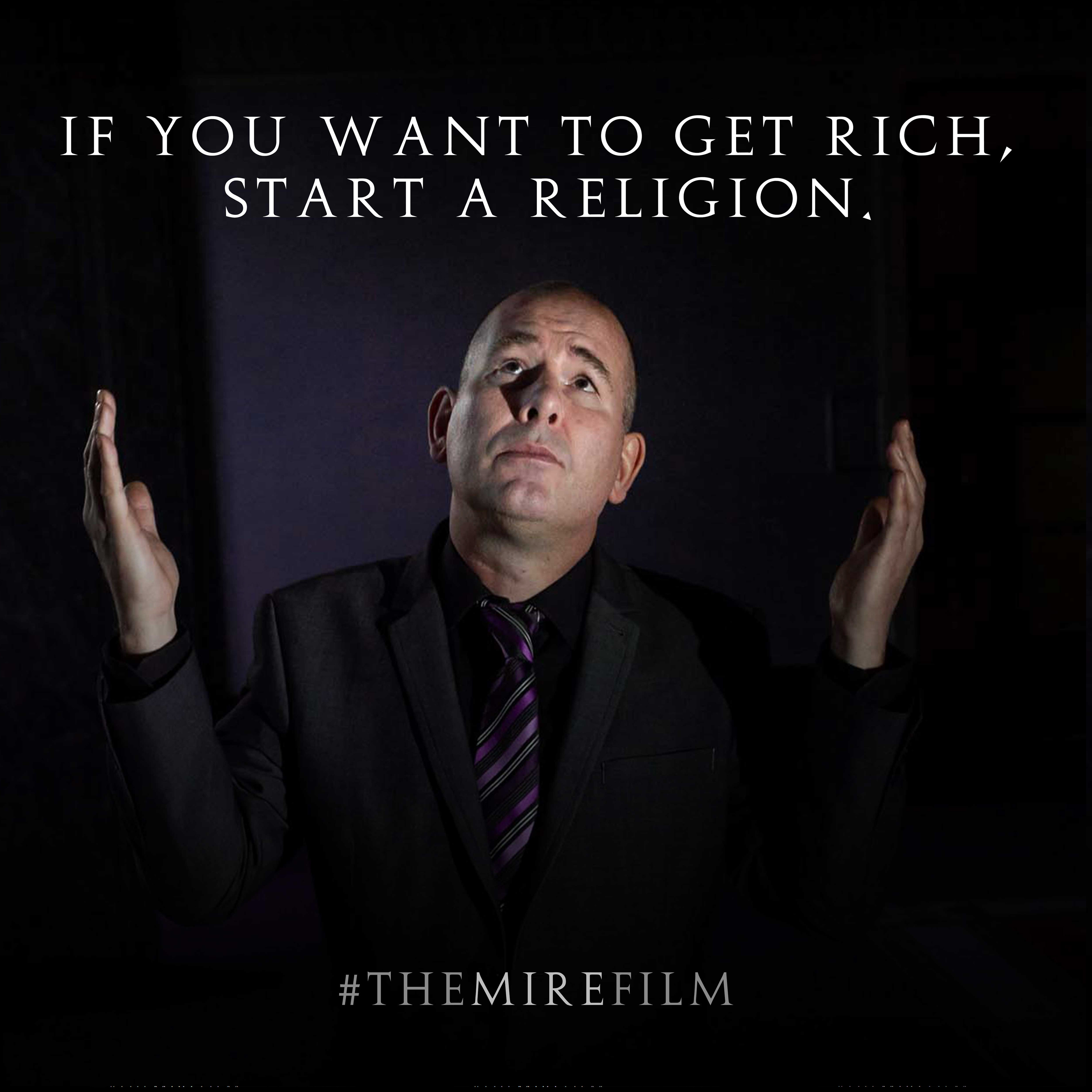 Start a religion